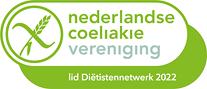 Lid Diëtistennetwerk Nederlandse Coeliakie Vereniging