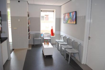 Balk Gezondheidscentrum Wachtkamer