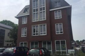 Heerenveen, Burgemeester Falkenaweg